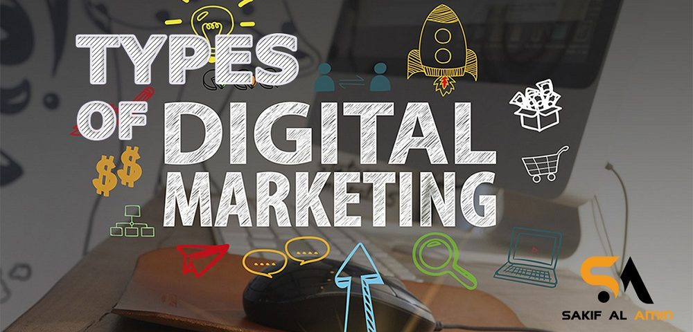Some icons that use for digital marketing